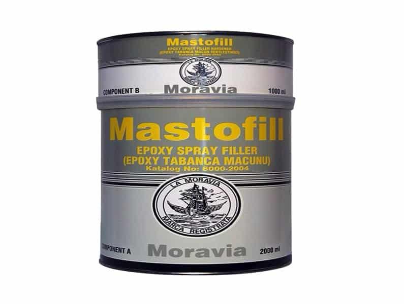 Moravia Mastofill-S Sprey Macun 3lt
