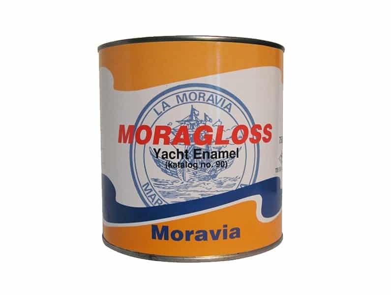 Moravia Moragloss Sentetik Boya Krem 0,75lt