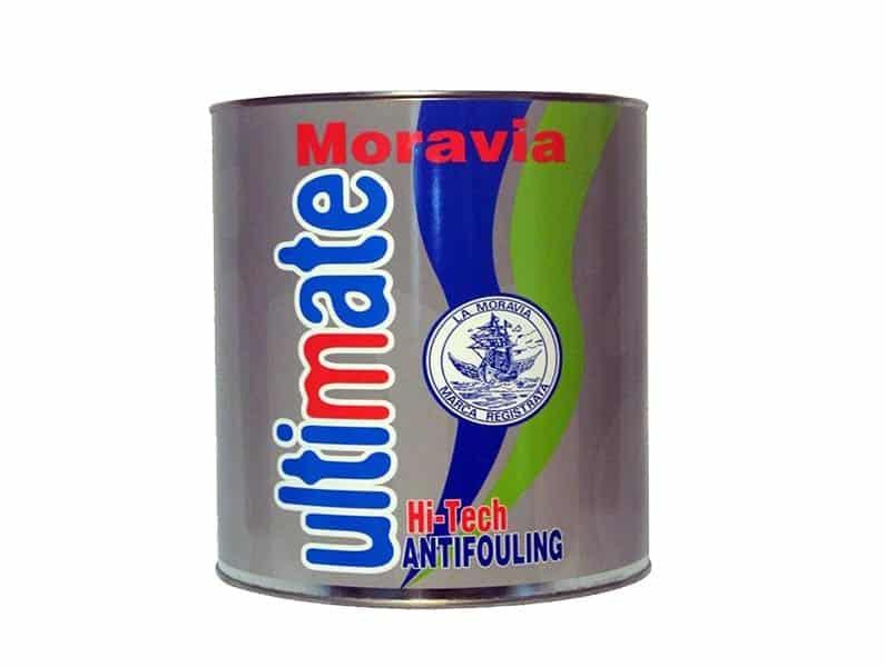 Moravia Ultimate Zehirli Boya Mavi 2,5lt