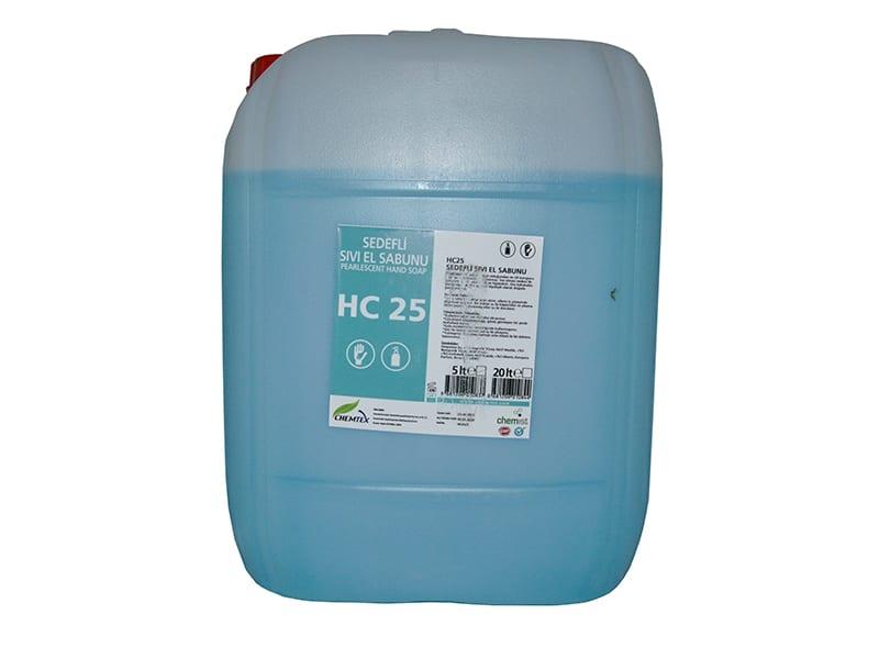 Chemist HC 25 Sıvı El Sabunu Çiçek Kokulu 20Kg