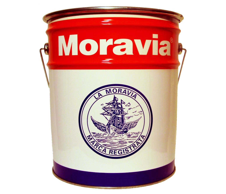 Moravia Ventourethane PU Son Kat Boya Beyaz 20kg