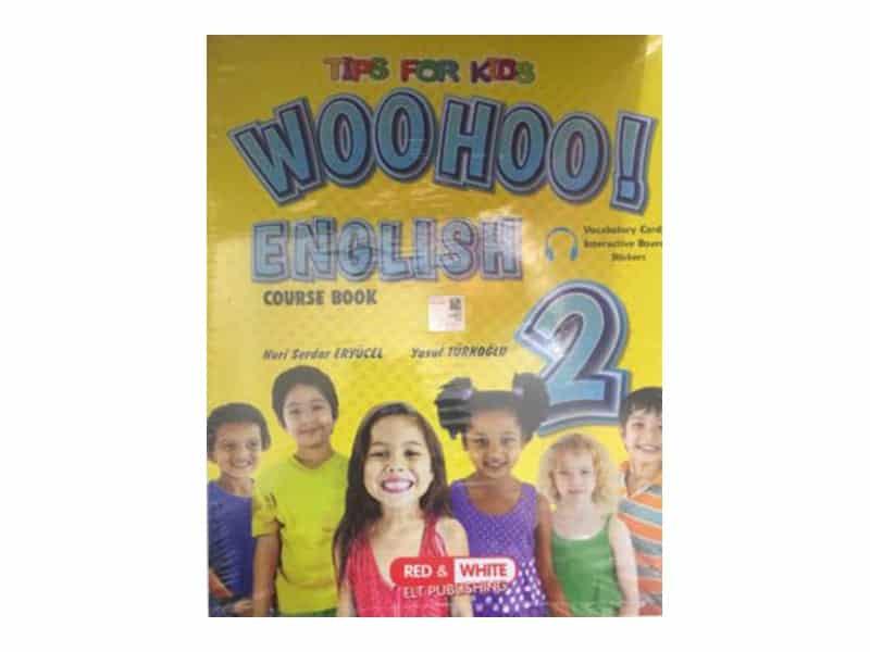 Woohoo English Eğitici Kitap Seti