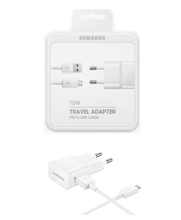 Samsung Micro USB 10W Şarj Aleti Beyaz