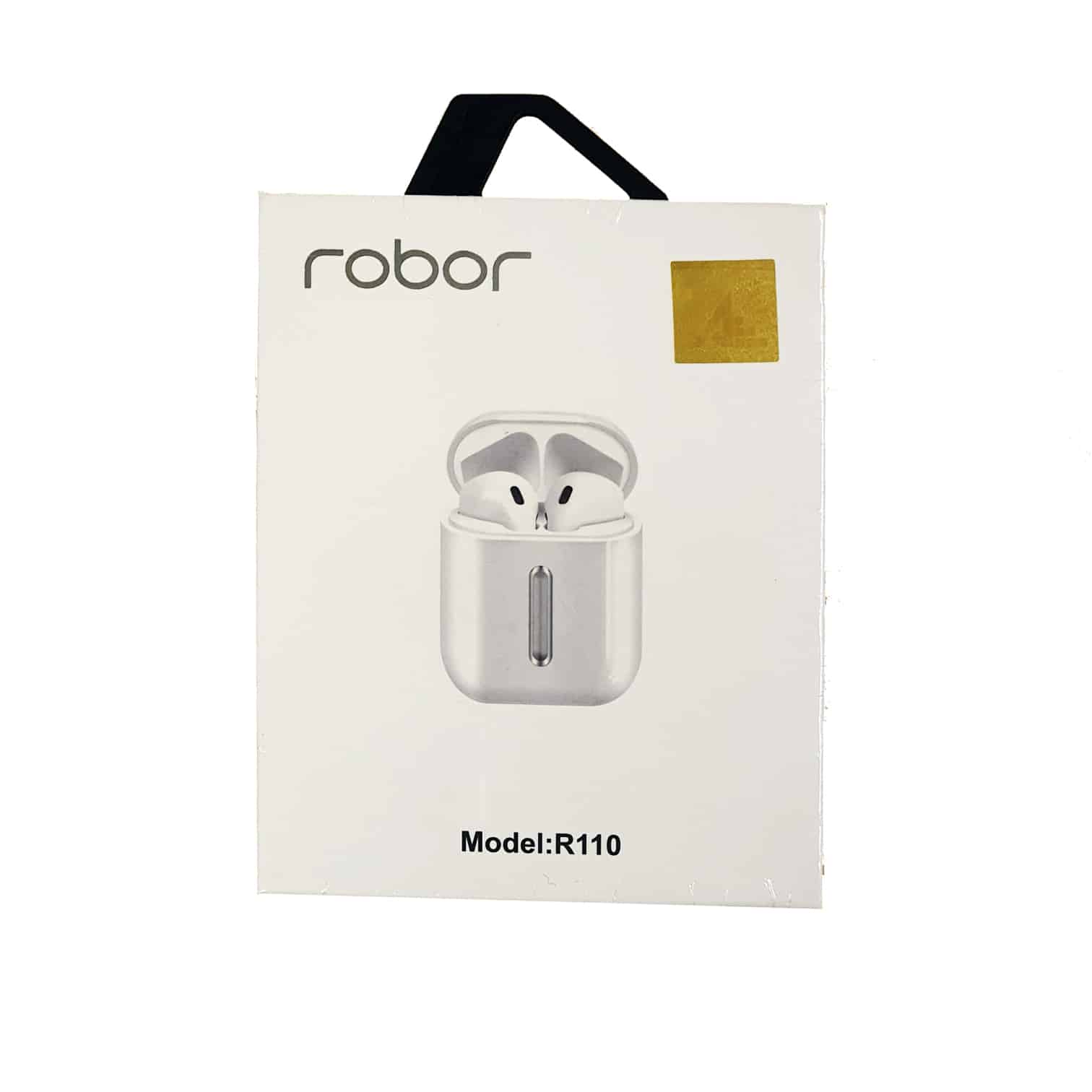 Robor Bluetooth Kulaklık R110 Beyaz