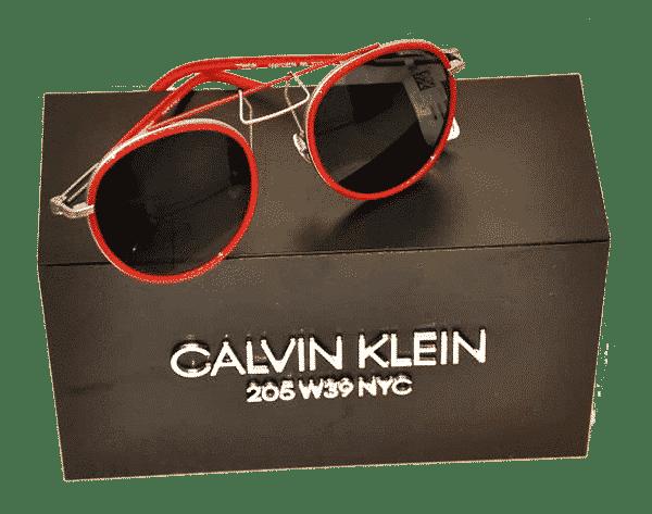 Calvin Klein CKNYC1873S 600 Kadın Gözlüğü