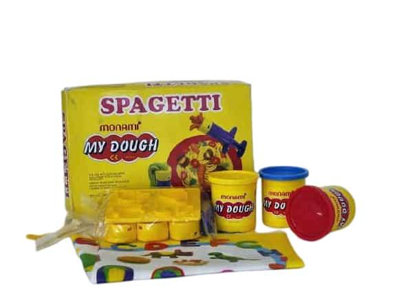 Monami My Dough Oyun Hamuru Sphagetti