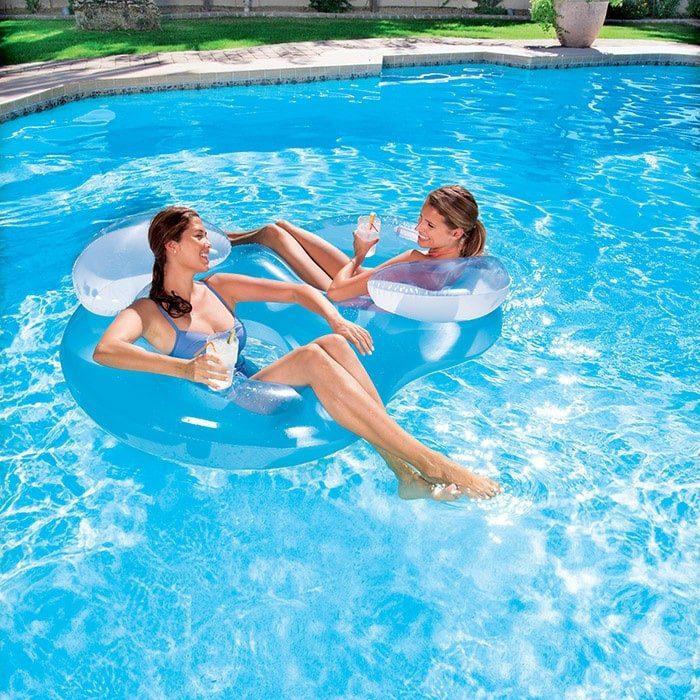Çift Kişilik Şişme Deniz & Havuz Yatağı Bestway