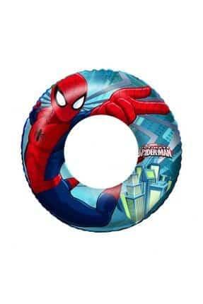 Bestway Spiderman Figürlü Şişme Simit 56cm