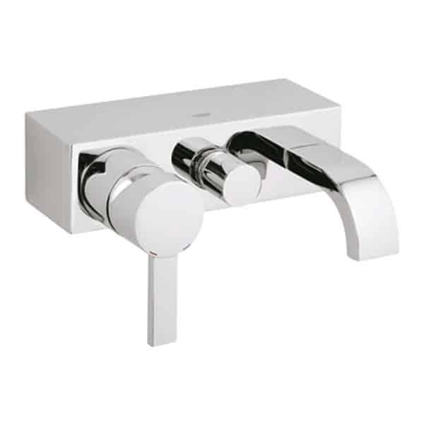 Grohe Allure Tek Kumandalı Banyo Bataryası