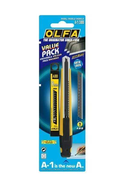 OLFA Maket Bıçağı A-1/3BB
