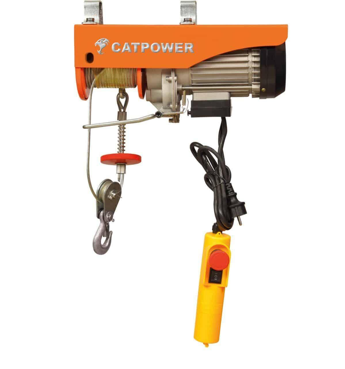 CatPower 7350 Elektrikli Vinç 250-500 kg