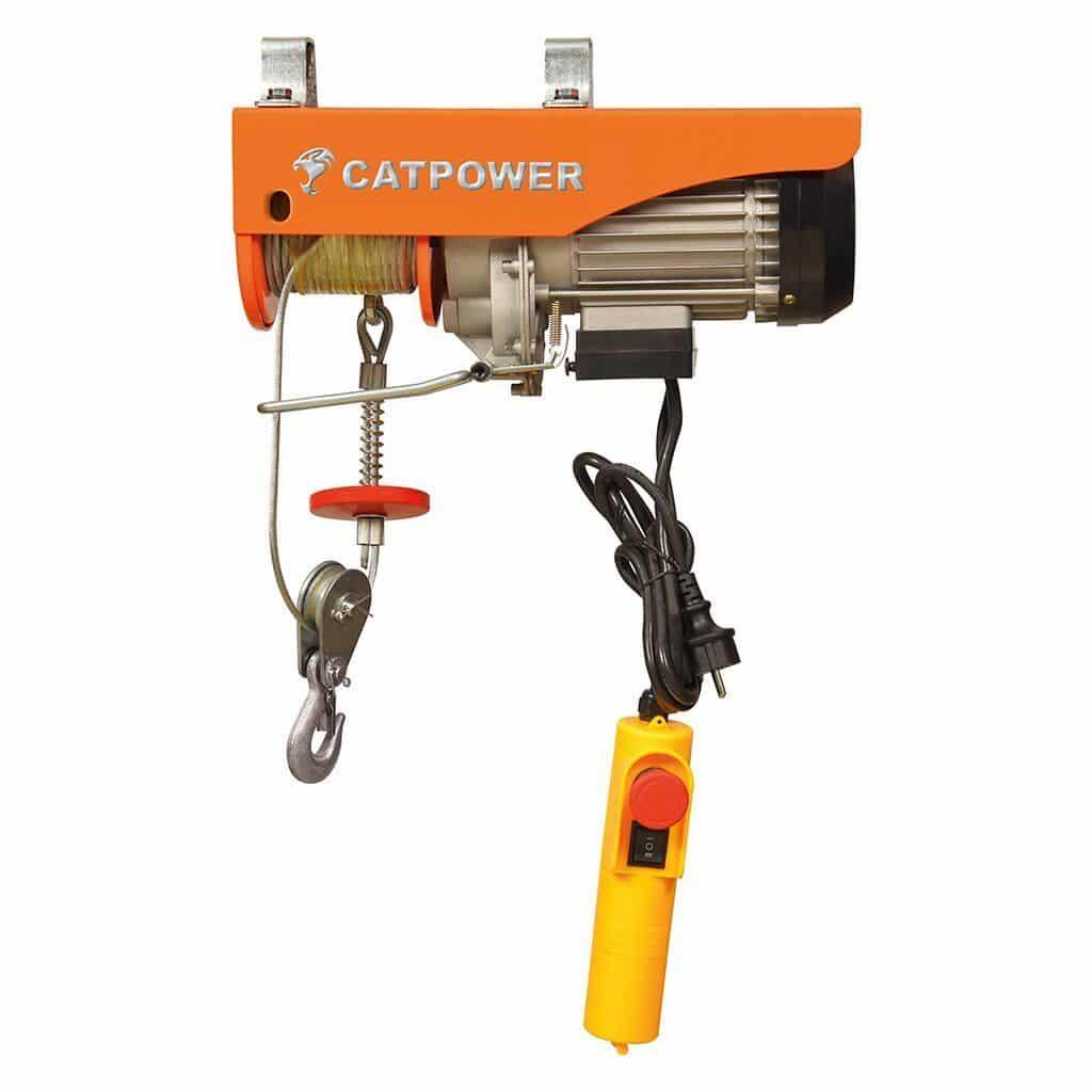 CatPower 7550 Elektrikli Vinç 400-800 kg