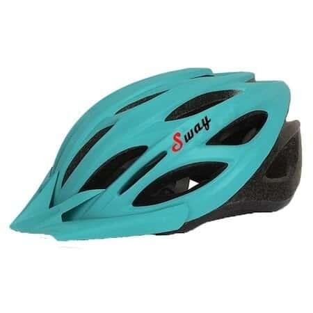 Sway N-7 Bisiklet Kaskı Mavi