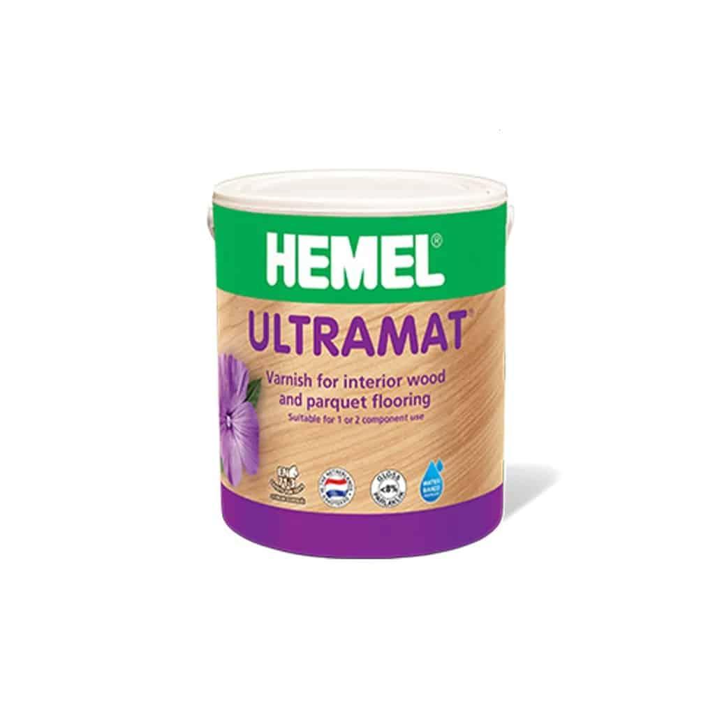 Hemel Ultramat Parke Verniği 2,5 Lt