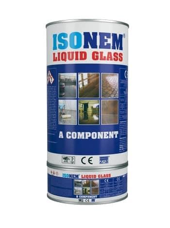 Isonem Liquid Glass 4 Kg Sıvı Cam