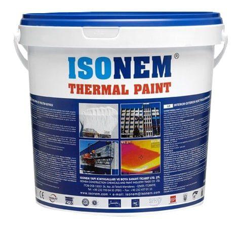 Isonem Thermal Paint İç Dış Isı Yalıtım Boyası
