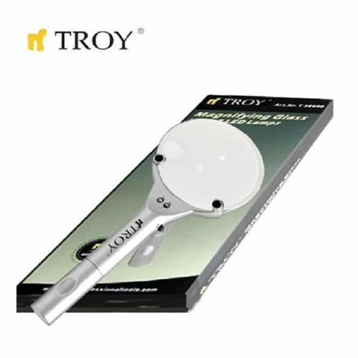 Troy 28900 Büyüteç-Okuma Lambası