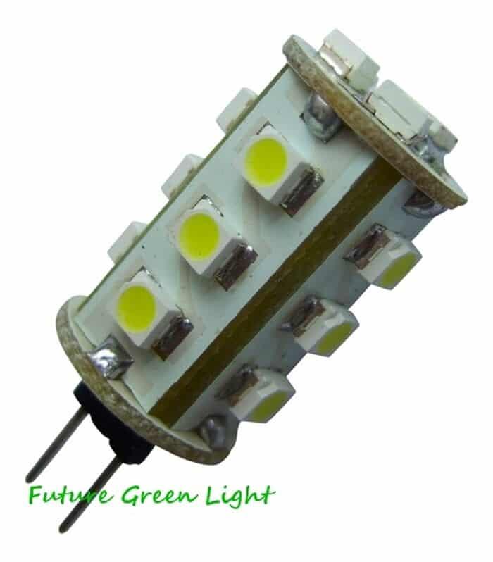 Led Ampul G4-15SMD 1,8W - 10-30W Gün Işığı 360 Derece