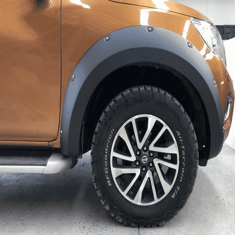 Nissan Navara Vidalı Dodik