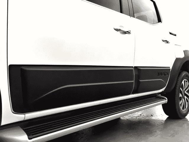 Nissan Navara Yan Kapı Koruması