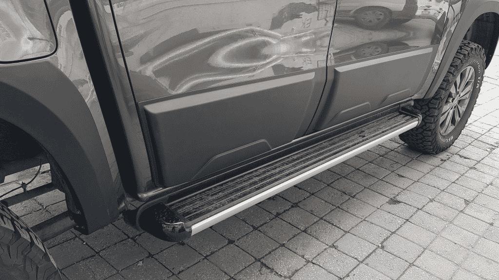 Mercedes-Benz X-Class Yan Kapı Koruması