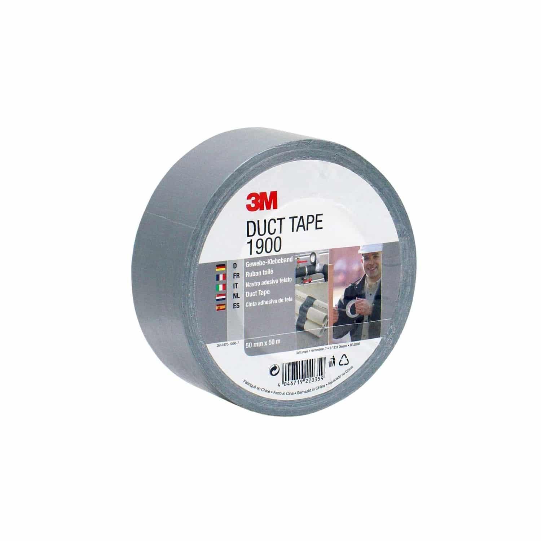 3M 1900 Duct Tape Tamir Bandı 50mm X 50mt
