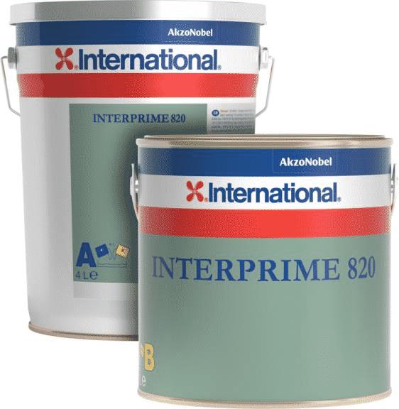 International Interprime 820 Epoksi Yüzey Astarı 5 lt