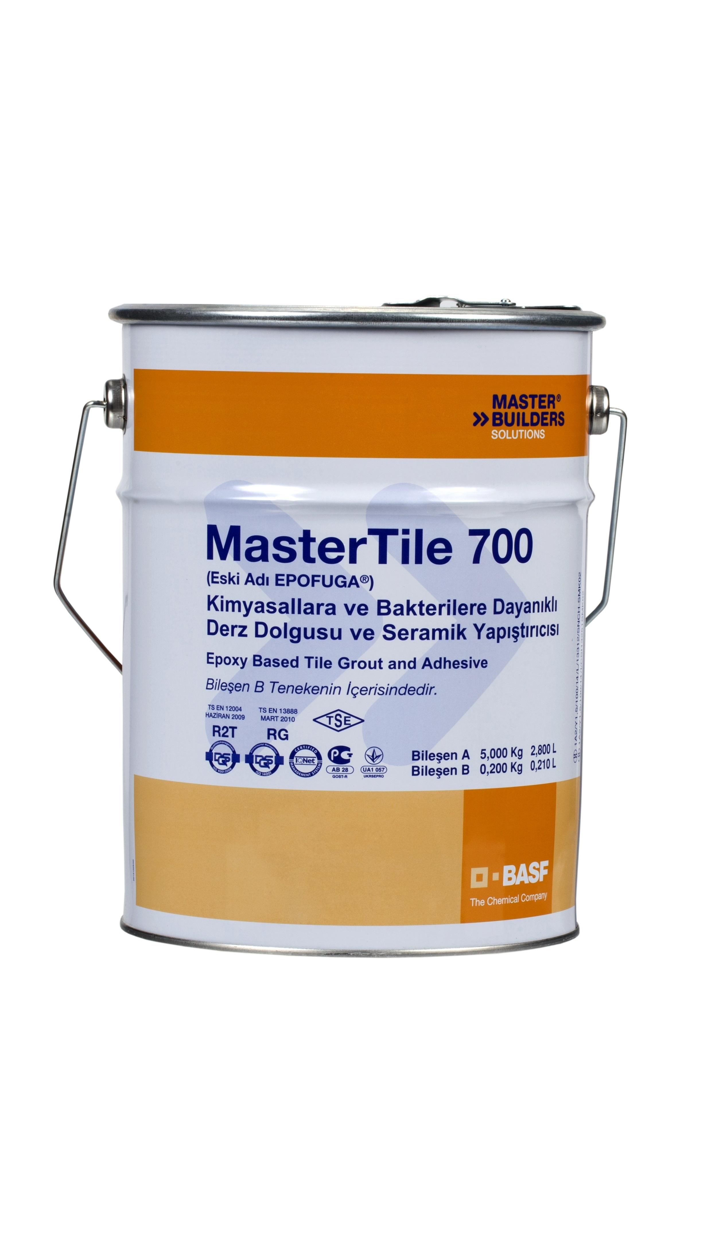BASF Mastertile 700 Derz Dolgu Gri 5,2kg